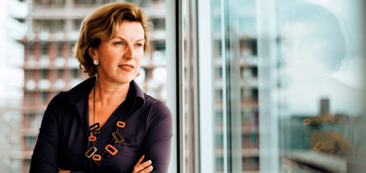 Dianda Veldman, directeur Patiëntenfederatie Nederland