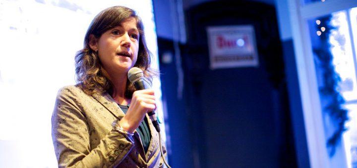 Annelien Bredenoord, hoogleraar Ethiek van Biomedische Innovatie in het Universitair Medisch Centrum Utrecht