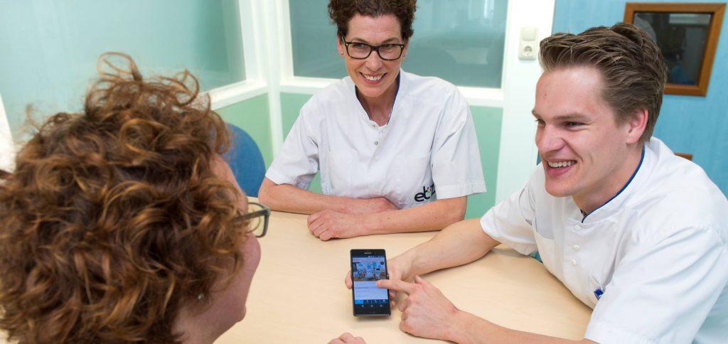 App behandelwijzer in Elisabeth-TweeSteden Ziekenhuis in Tilburg en Waalwijk