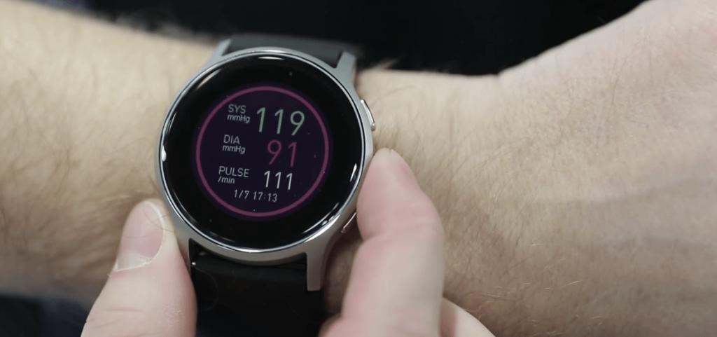 Omron HeartGuide bloeddruk smartwatch