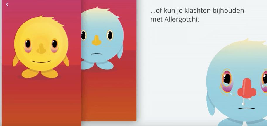 AllerGoGo app hooikoorts