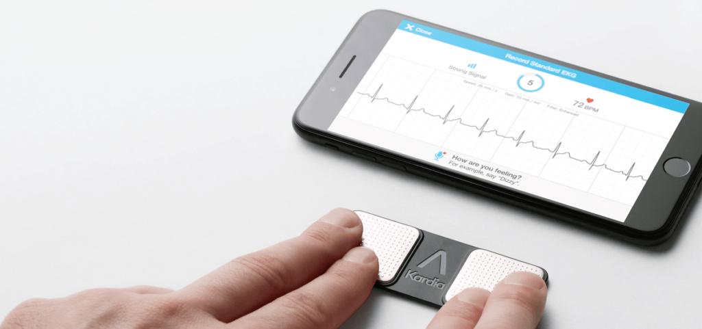 AliveCor ECG elektrocardiogram