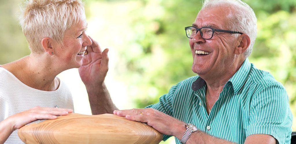 CRDL stimuleert contact voor mensen die moeite hebben met communicatie en sociale interactie, zoals mensen die lijden aan dementie, autisme of een verstandelijke beperking