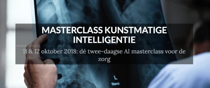 Masterclass Kunstmatige intelligentie