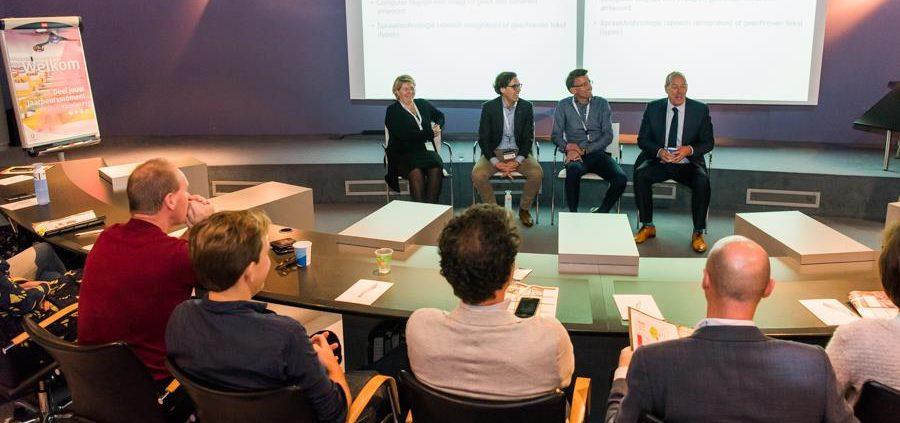 SmartHealth sessie tijdens Mobile Healthcare congres 2017