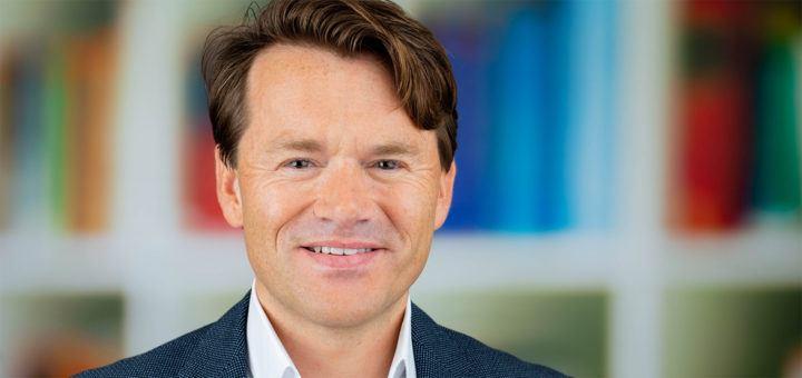 Bernard Creutzburg, projectleider Digitale zorg bij de NZa
