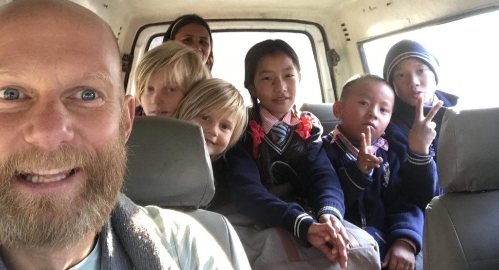 Olivier Coops Dinst _Nepal