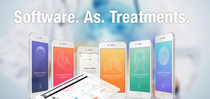 digitale therapie app op recept