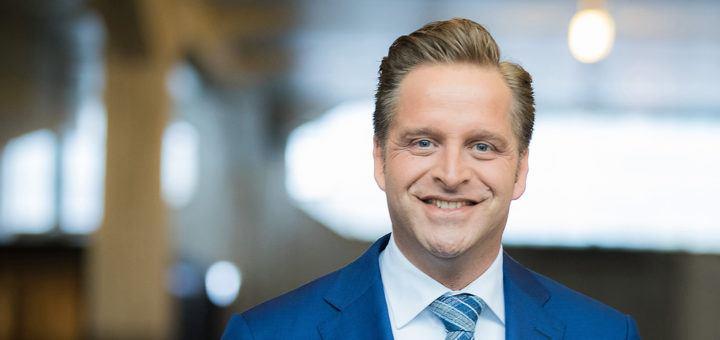 Minister Hugo de Jonge van Volksgezondheid, Welzijn en Sport (foto: Martijn Beekman, VWS)