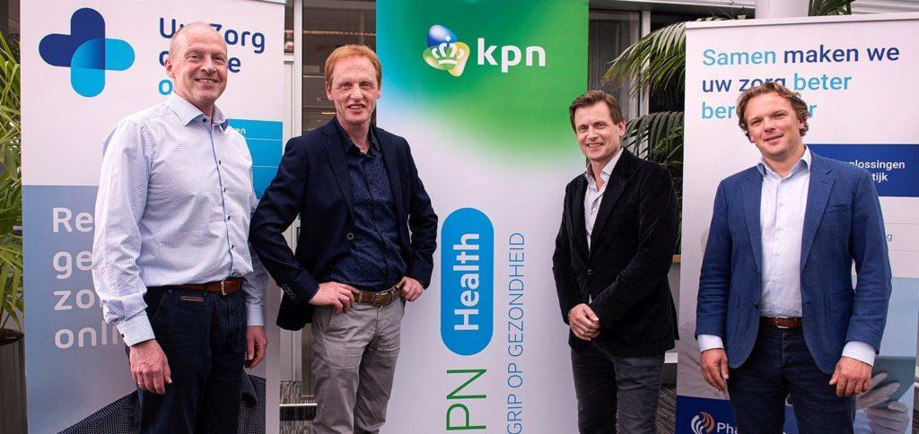 Foto via KPN