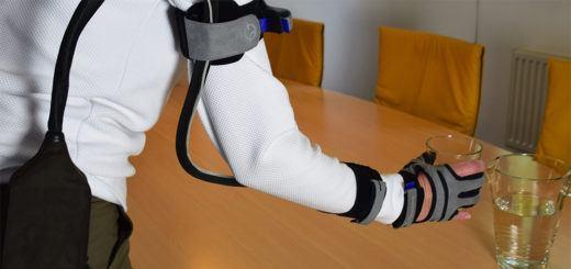 robothandschoen CarbonHand