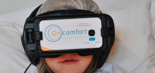 Oncomfort VR therapie